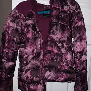 Women's The North Face winter coat